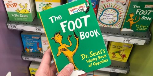 Dr. Seuss Books from $2.19 Each on Amazon + More Kids Book Deals