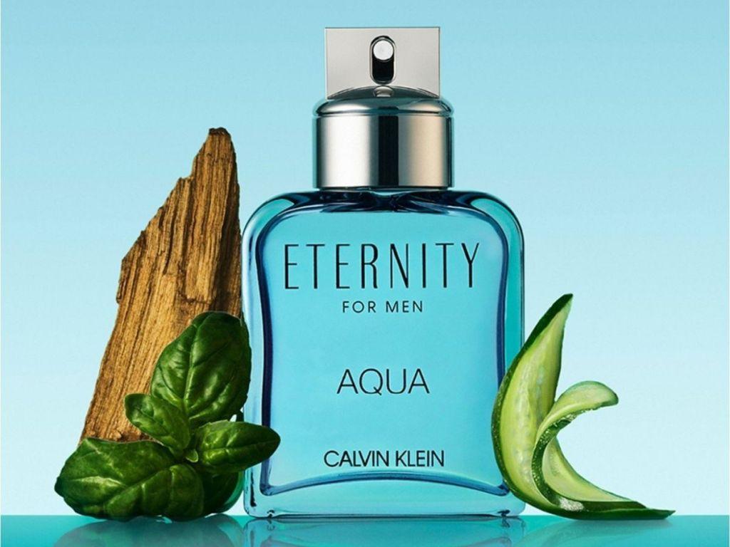 Calvin Klein Eternity for Men Aqua bottle