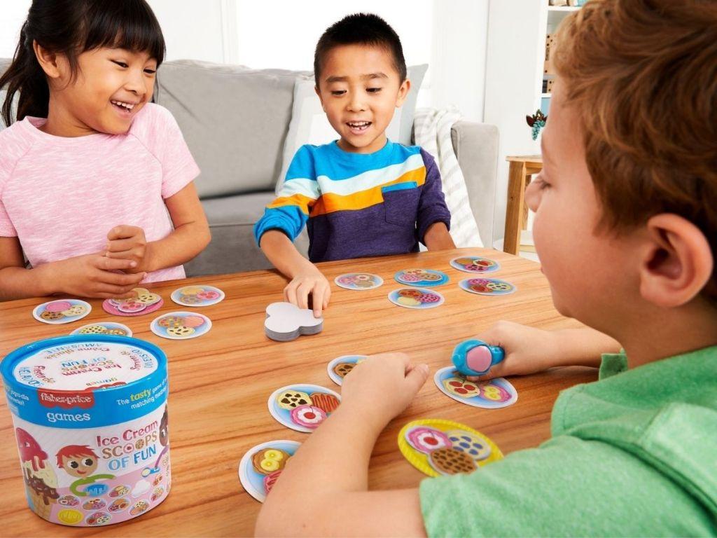 Fisher Price Ice Cream Scoops of Fun