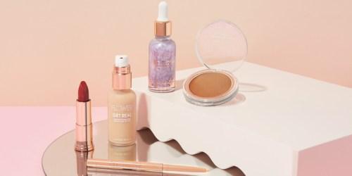 Up to 65% Off Flower Beauty by Drew Barrymore | $13 Skin Elixir, $6 Eyeshadow Palette, & More