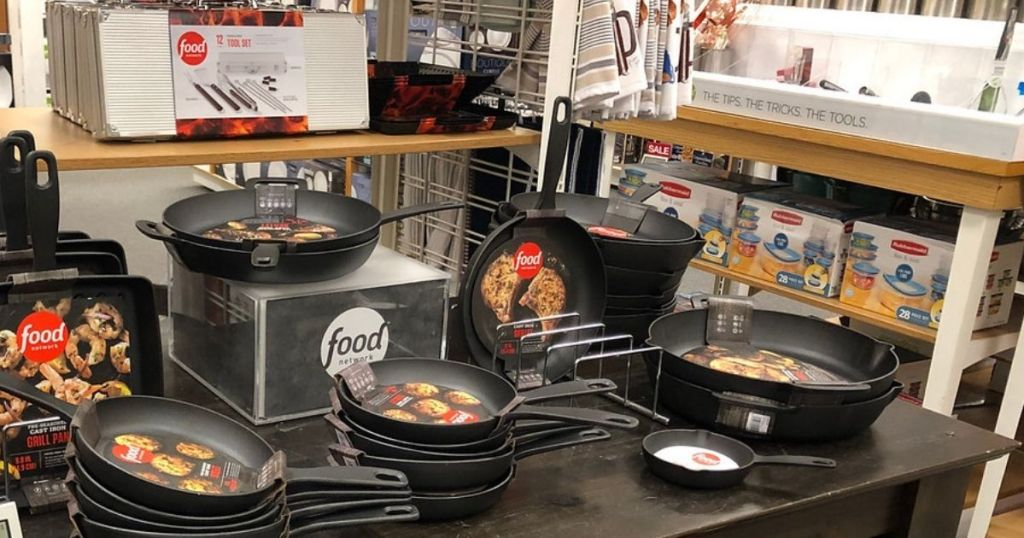 Food Network Cookware Kohl's