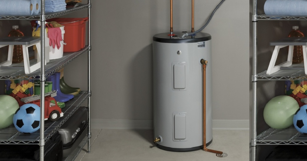 GE water heater