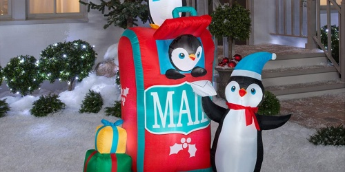 Christmas Inflatables from $39.99 (Regularly $70) + Free Shipping for Amazon Prime Members