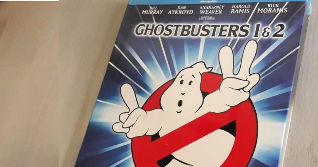 Ghostbusters + Ghostbusters II (Blu-ray + Digital)
