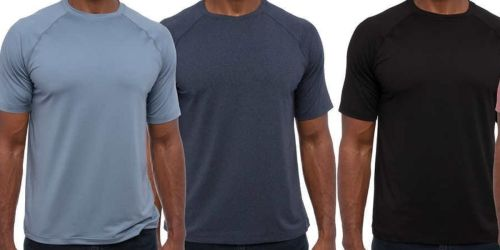 Men's Performance Tees 2-Packs Only $7.99 Each Shipped on Costco.com   Only $4 Per Shirt