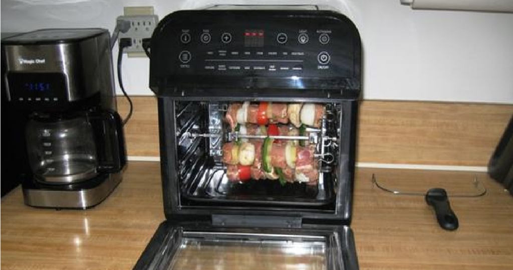 GoWise Air Fryer and Oven on countertop