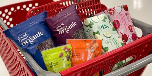 Best Target Weekly Ad Deals 6/6-6/12 ($5 Off $25 Good & Gather Purchase + More!)
