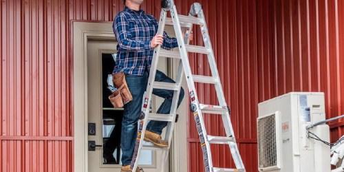 Gorilla Ladders 18ft Multi-Position Ladder Only $129 Shipped on HomeDepot.com (Regularly $199)