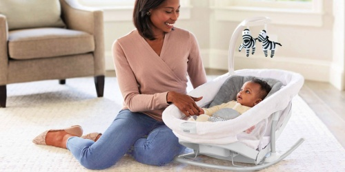 Graco Duet Gliding Swing Just $119.99 Shipped on Amazon (Regularly $216)