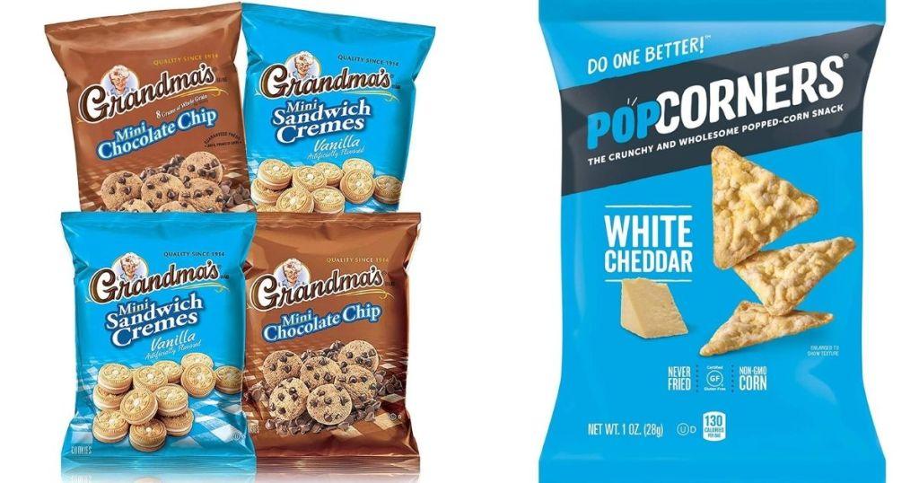 Grandma's Cookies and Popcorners