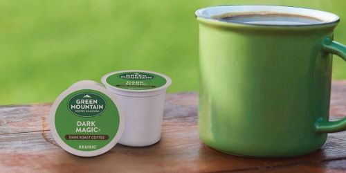 Green Mountain Coffee K-Cups 72-Count Packs from $18 Shipped on Amazon | Just 25¢ Per Pod