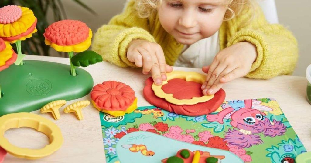 Green Toys Abby Dough Set