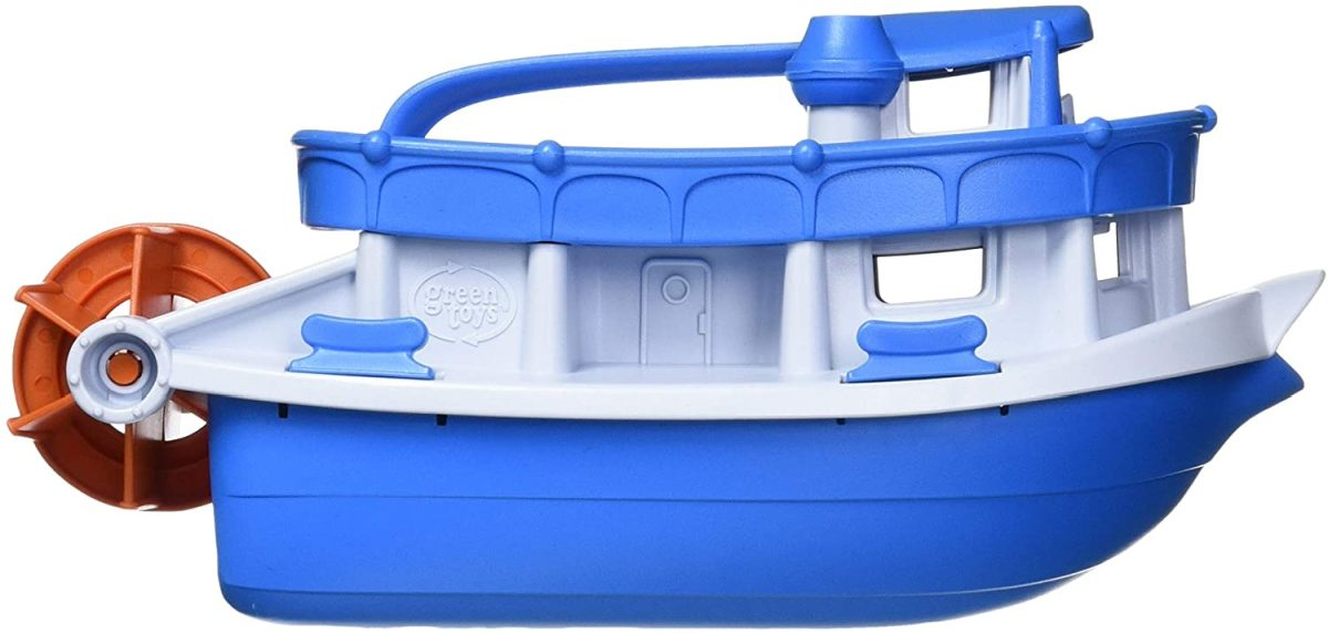 Green Toys Paddle Boat toy