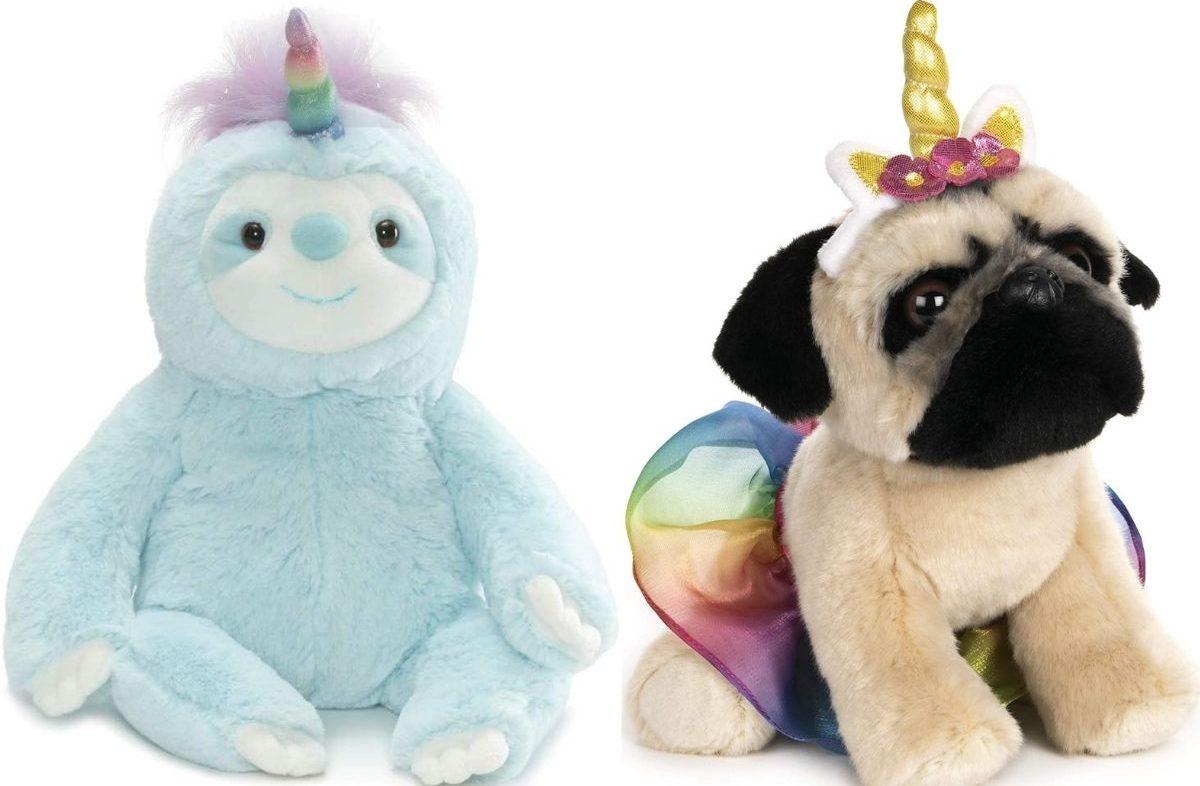 Gund Unicorn Animal Toys