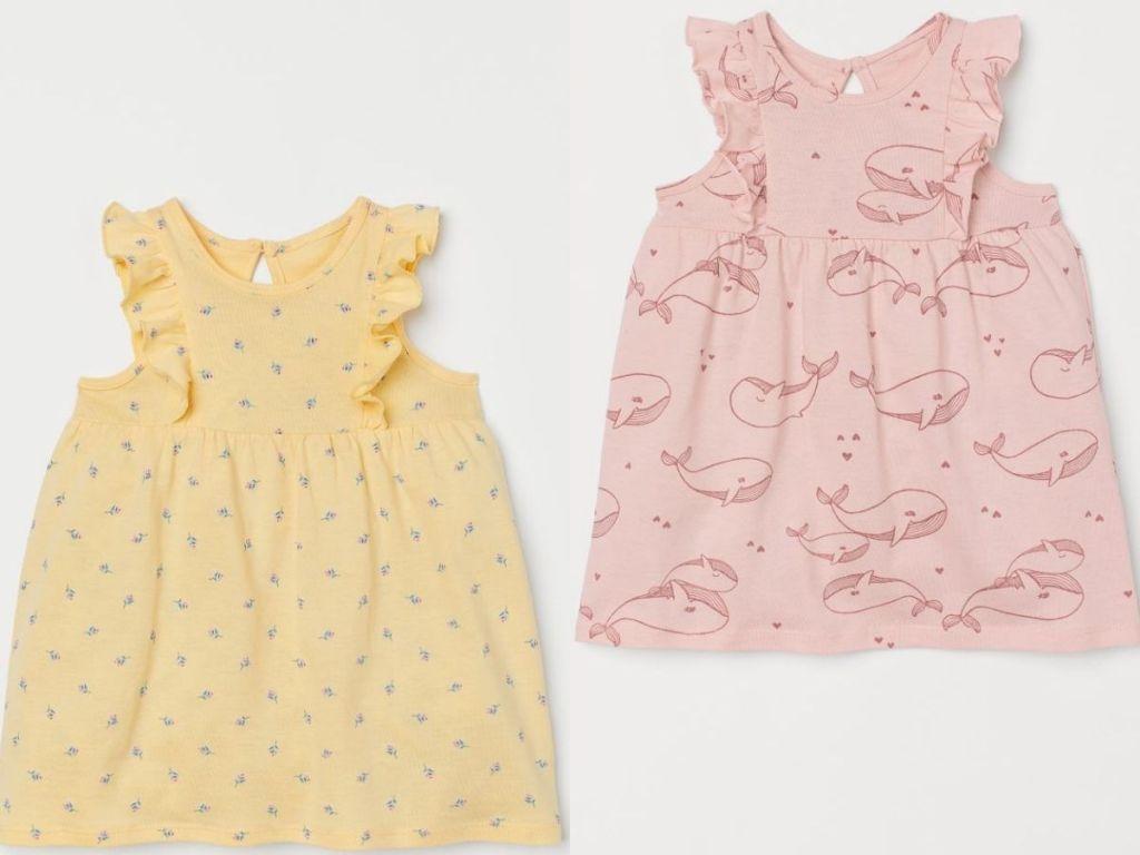 H&M Baby & Toddler Ruffle Dresses