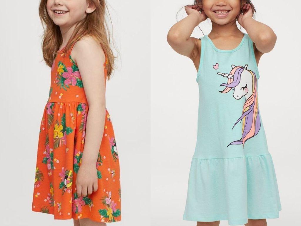 H&M Girl's Dresses