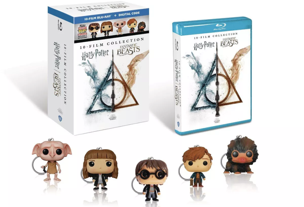 Harry Potter Target Exclusive Movie Set and Funko figures