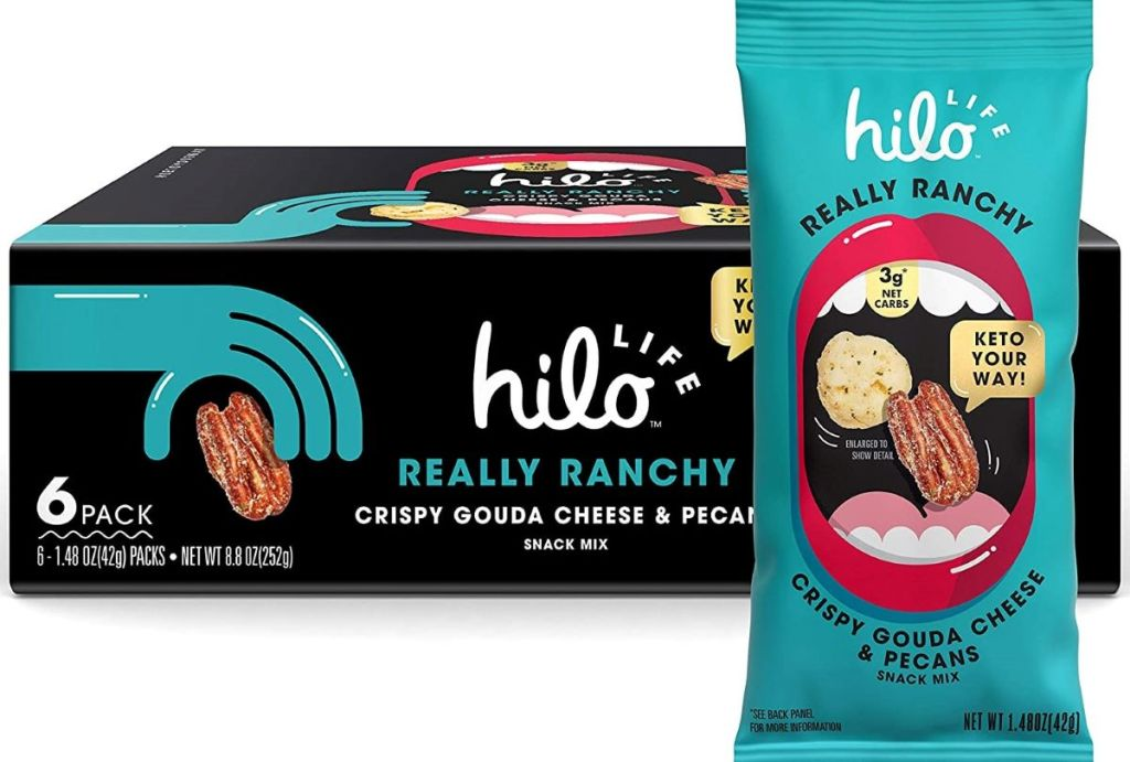 Hilo Ranchy snack packs