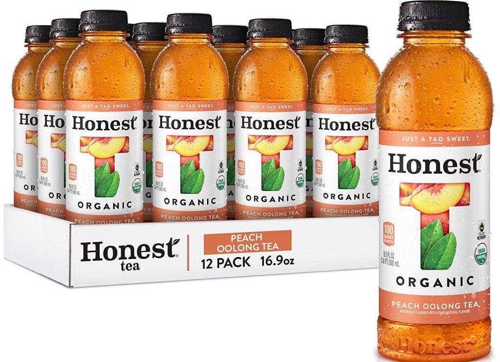 Honest Tea Peach Oolong