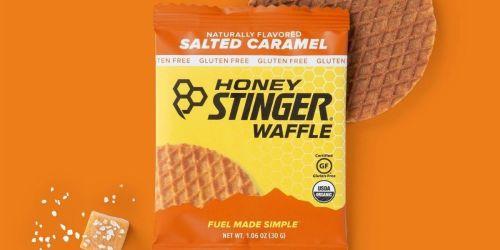 2 FREE Honey Stinger Waffles After Cash Back at Target