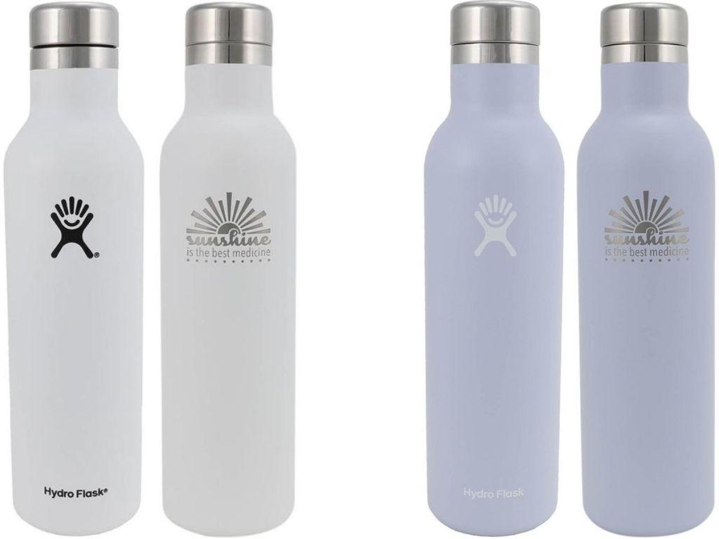 Hydro Flask Wine Bottles