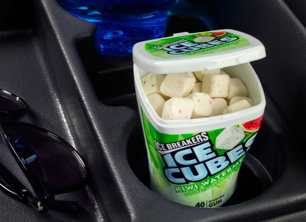 ice breakers kiwi gum