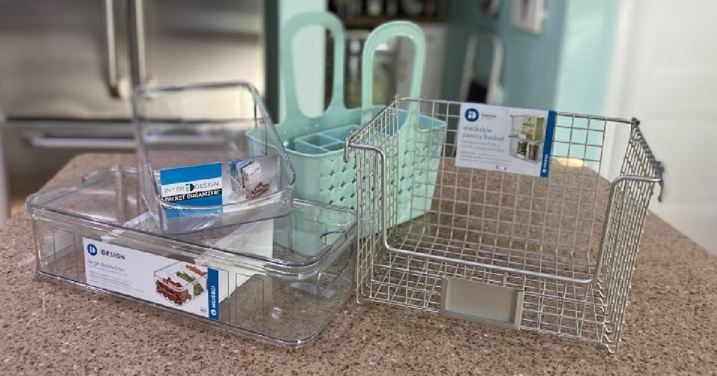 iDesign home organization products