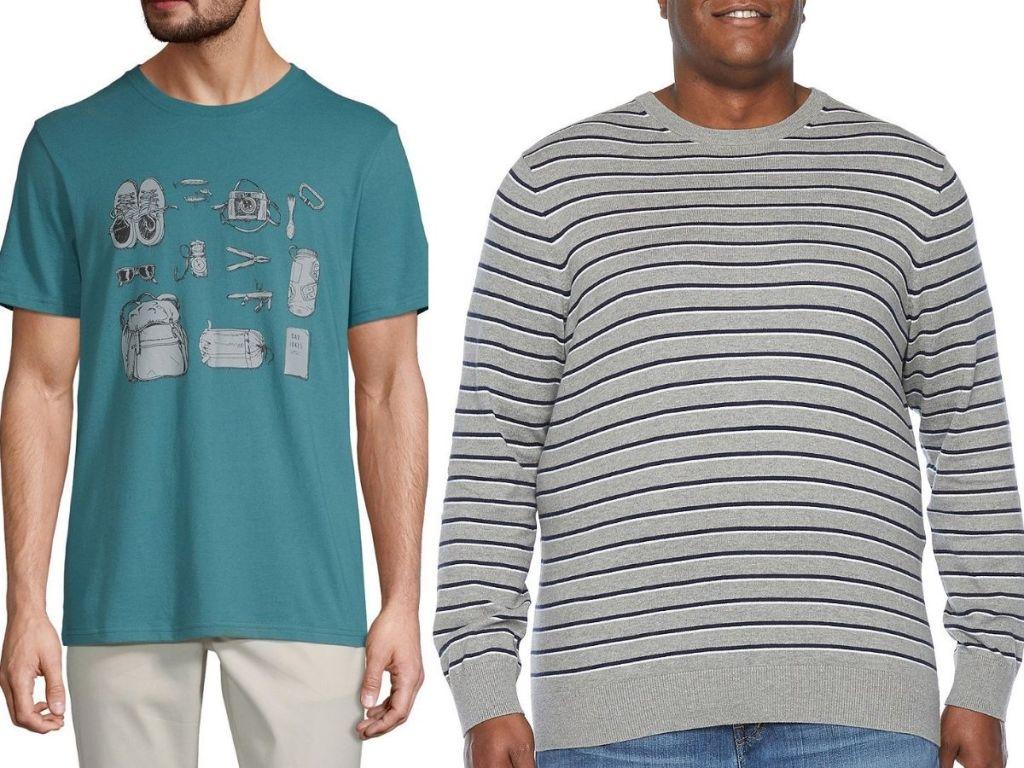 JC Penney Men's Shirts