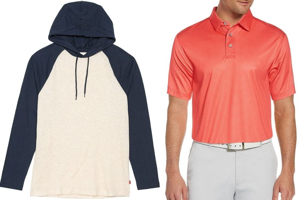 JCPenney Men's Shirts
