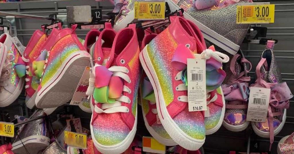 Jojo Siwa Rainbow Sneakers