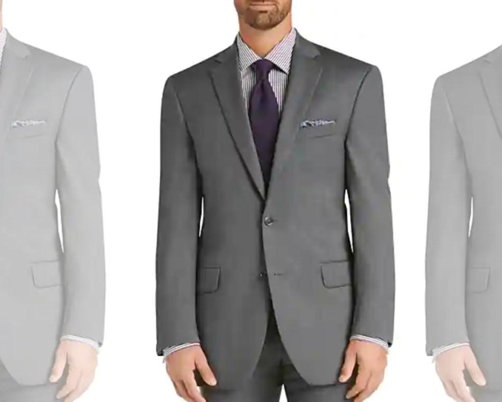 Jos A Bank mens suit jackets