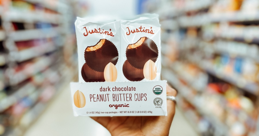 Justin's Nut Butter Cups