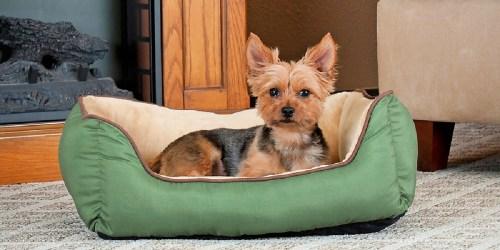 Pet Beds & Crate Mats from $9.99 on PetSmart.com (Regularly $40)