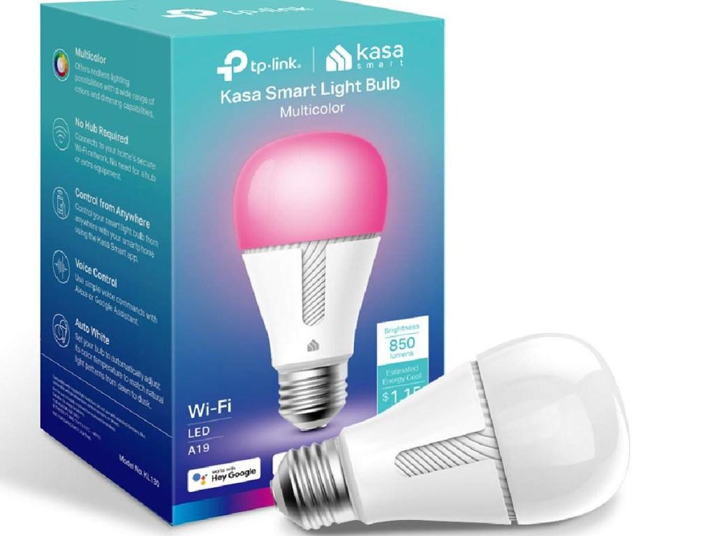 kasa led light bulb