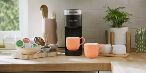 Keurig Single-Serve Coffee Maker Only $79.99 Shipped | Fits Neatly on Your Countertop