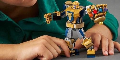 LEGO Building Sets from $6.92 on Target.com | Marvel, Disney, Star Wars & More
