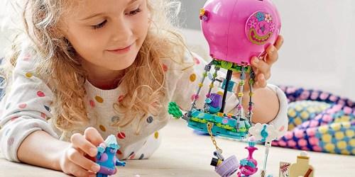 LEGO Trolls World Tour Poppy's Hot Air Balloon Set Just $20.99 on Amazon (Regularly $30)