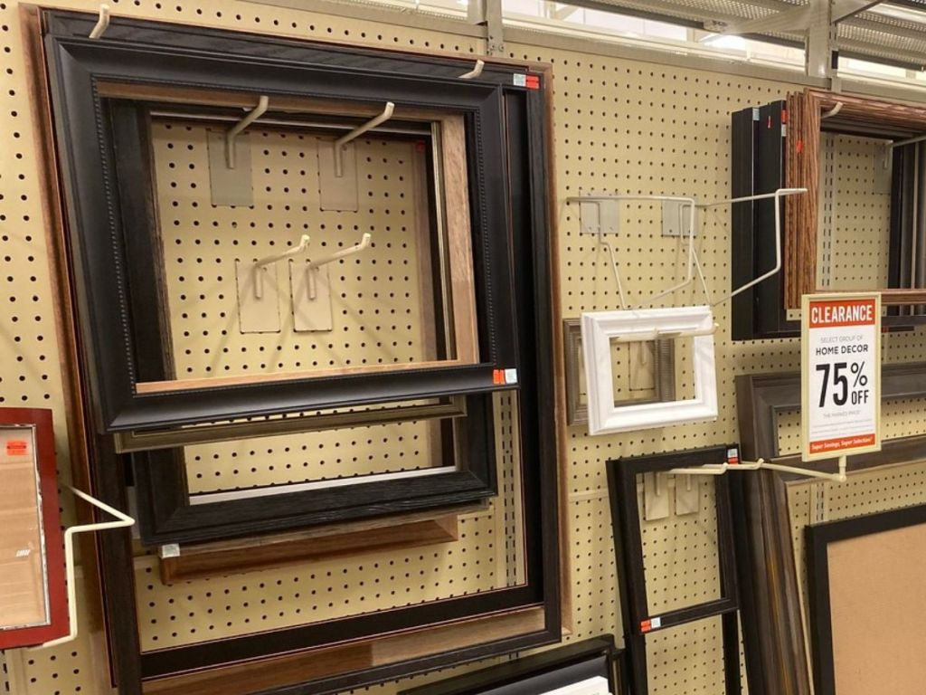 Large Hobby Lobby Frames