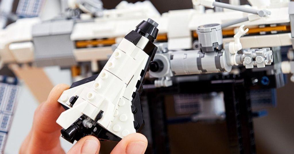 Lego Space Station Set