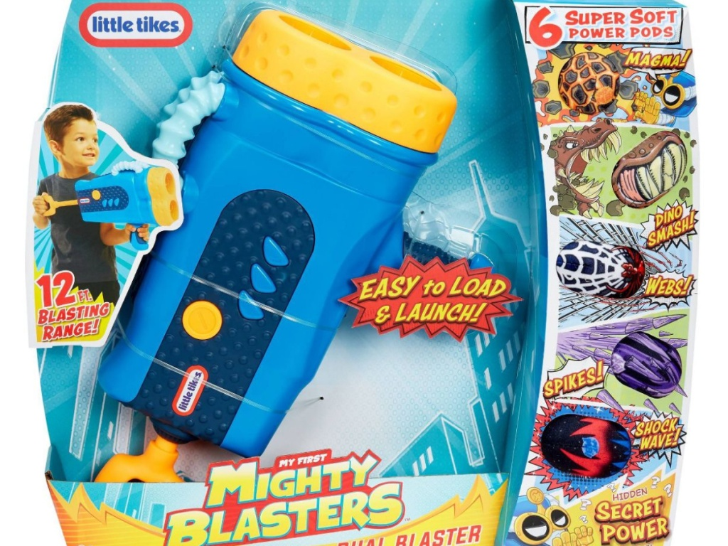 Little Tikes My First Mighty Blasters Dual Blaster