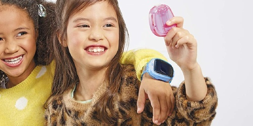 Little Tikes Kids Tobi Robot Smartwatch Only $24.50 on Amazon (Regularly $55)