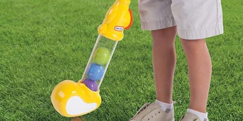 Little Tikes Clearly Golf or Bowling Sets Only $9 on Amazon or Walmart.com (Regularly $19)