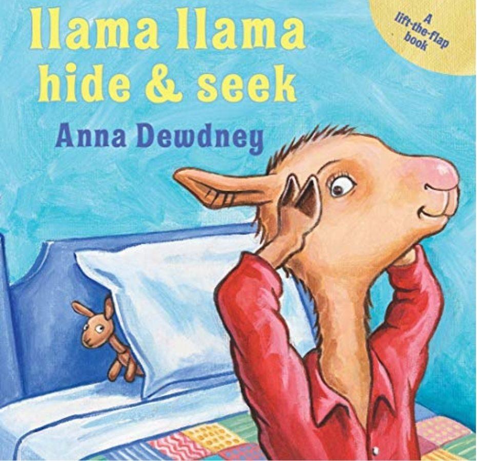 Llama Llama Hide & Seek Book
