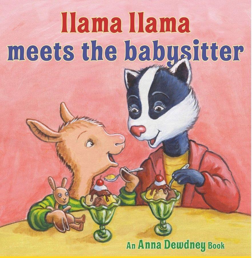 Llama Llama Meets the Babysitter Book
