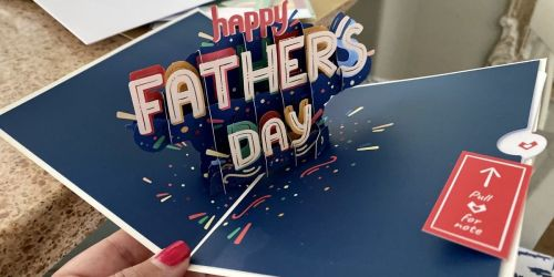 Lovepop 3D Pop Up Cards are Perfect for Father's Day | From $10 Each Shipped