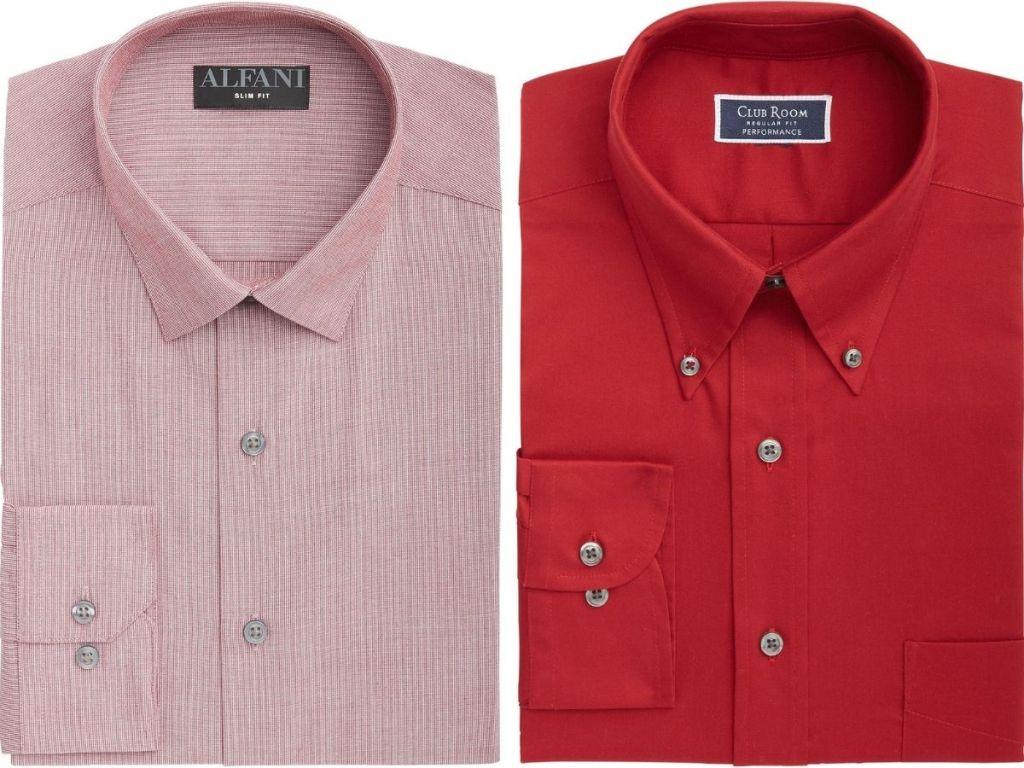Men's Dress Shirts Macy's
