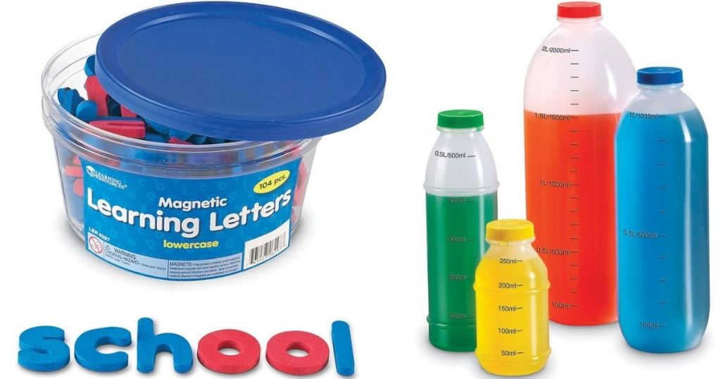 Magnets and Learning Aids