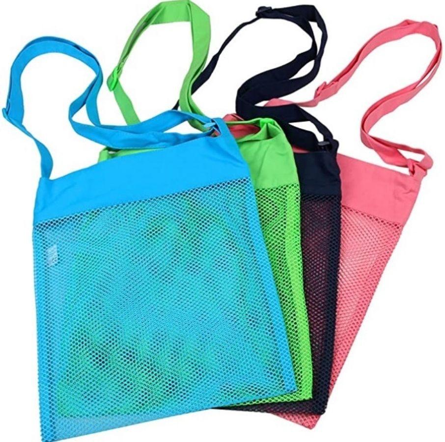 Mesh Shell Bags