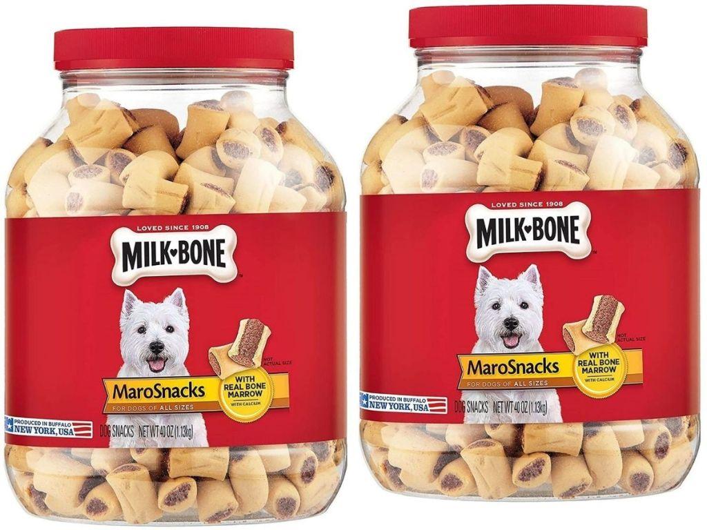 Milk-Bone MaroSnacks 40oz