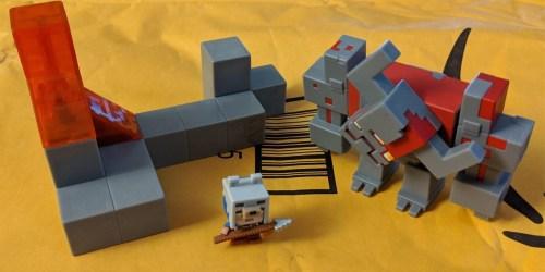Minecraft Dungeons Mini Battle Box Set Just $5.50 on Walmart.com (Regularly $15)